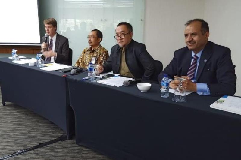 For the Development and Implementation of Eco-Industrial Parks in Indonesia