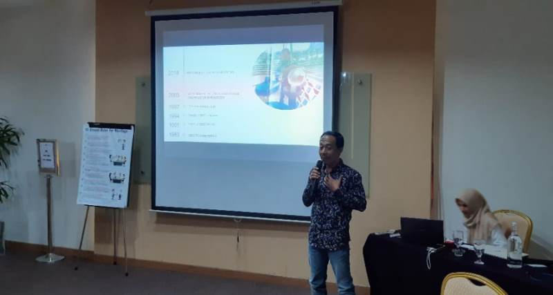 Workshop RECP Club Sleman and Magelang Waste Management with Biodigesters for Tourism Businesses