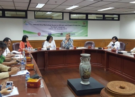 Introductory workshop on RECP as a business opportunity for small industries, Jakarta, 6 December 2016