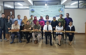 PAESPBI member attended thematic discussion on ESMS