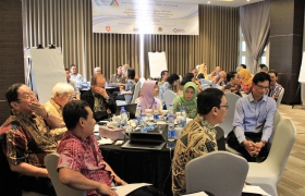 Formation Workshop for Indonesia RECP Experts Pool. Bandung, 7-8 November 2016.